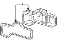 Capac spate far Audi A6 2002 2004 2004 2005 4Z7941158