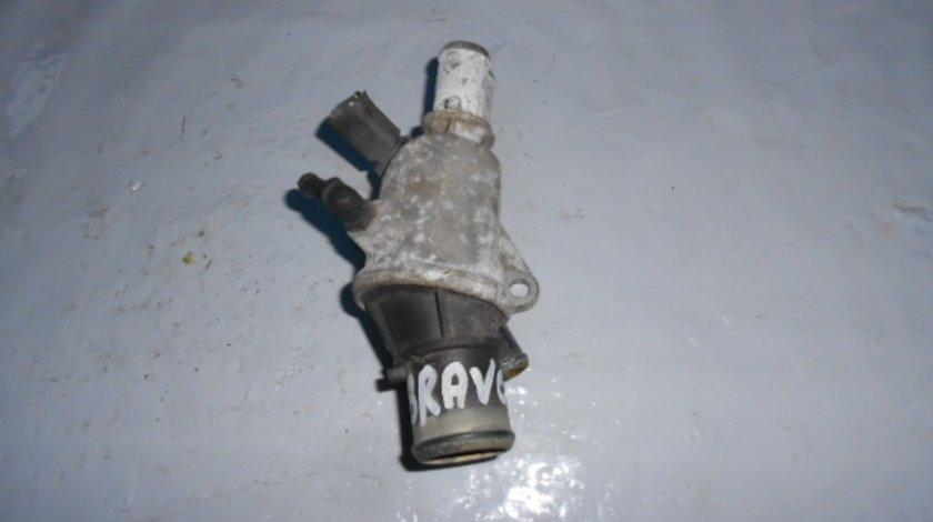 CAPAC TERMOSTAT CU TERMOSTAT FIAT BRAVA / BRAVO 1.9 JTD FAB. 1995 – 2001 ⭐⭐⭐⭐⭐