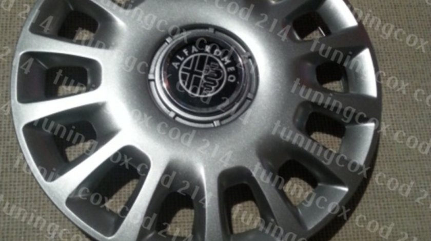 Capace Alfa Romeo r14 la set de 4 bucati cod 214