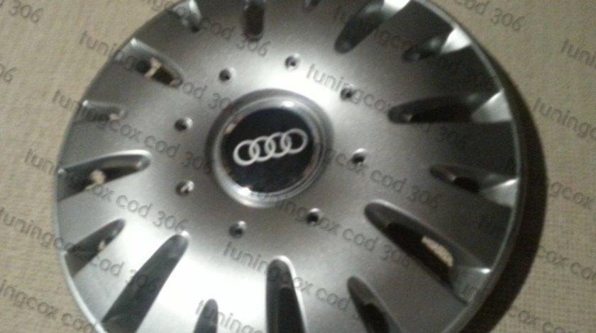 Capace Audi r15 la set de 4 bucati cod 306