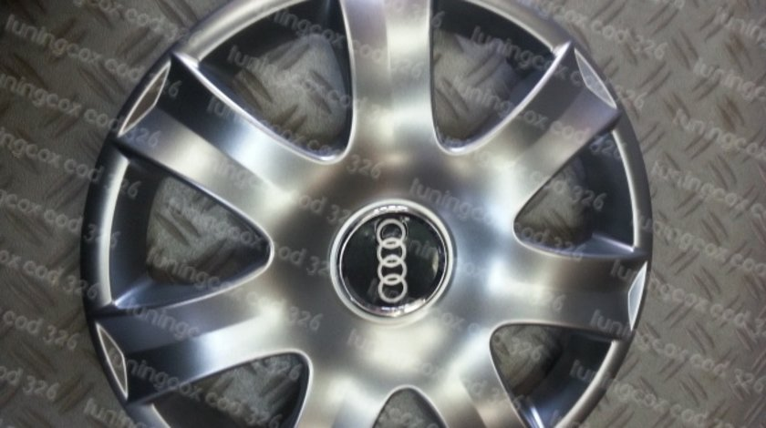 Capace Audi r15 la set de 4 bucati cod 326