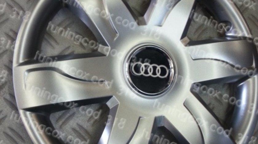 Capace Audi r15 ,set de 4 bucati cod 318