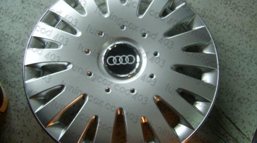 Capace Audi r16 la set de 4 bucati cod 403