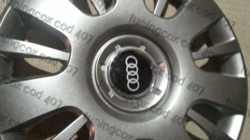 Capace Audi r16 la set de 4 bucati cod 407