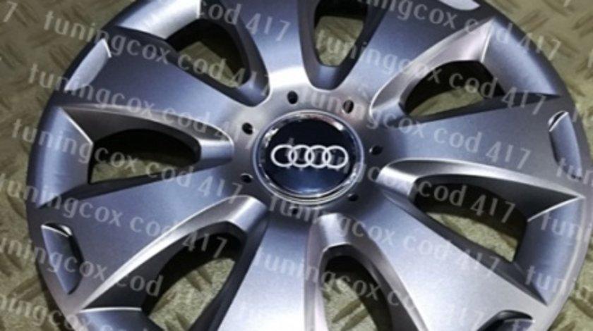Capace Audi r16 la set de 4 bucati cod 417