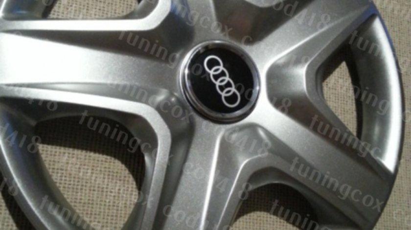 Capace Audi r16 la set de 4 bucati cod 418