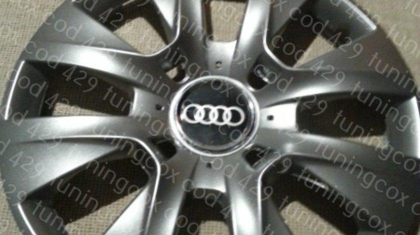 Capace Audi r16 la set de 4 bucati cod 429