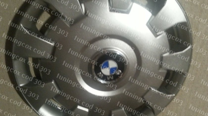 Capace BMW r15 la set de 4 bucati cod 303