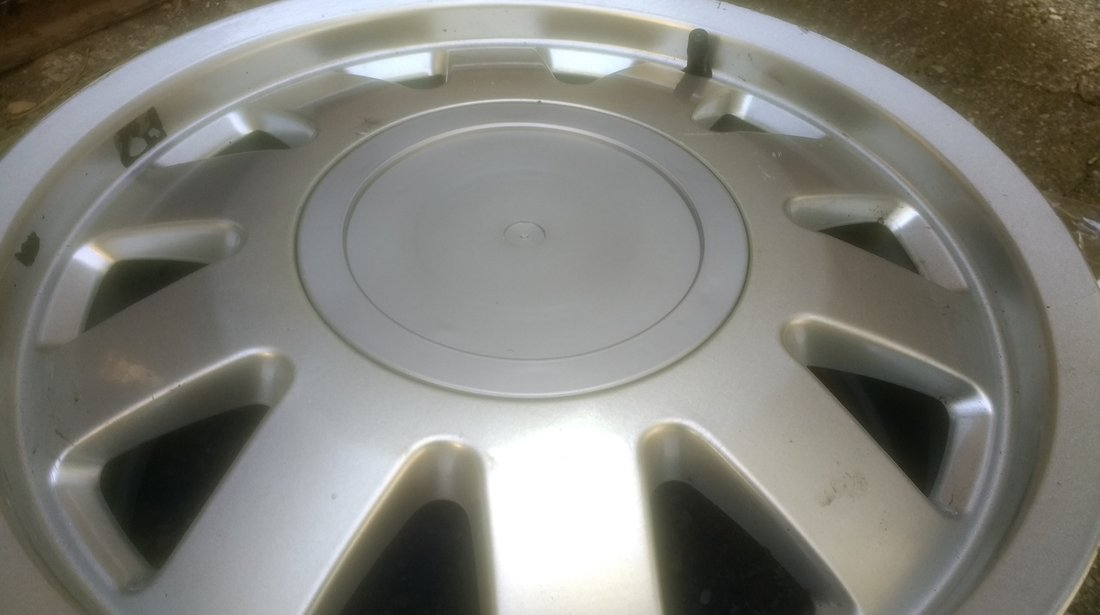 Capace centrale janta aliaj Audi R15 model 1996- 2004