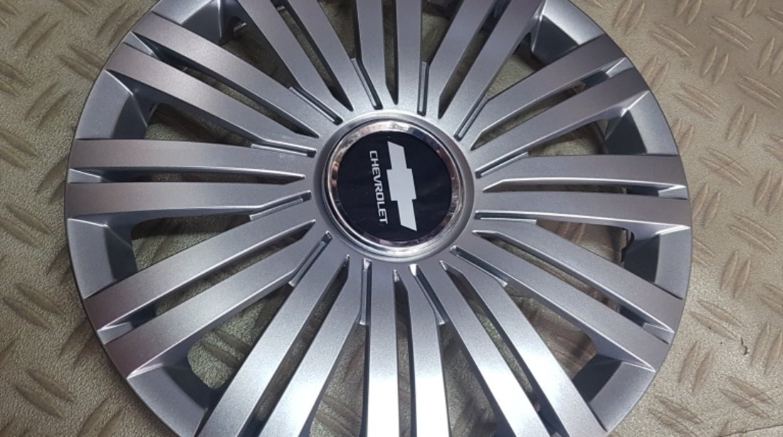 Capace Chevrolet r13 la set de 4 bucati cod 100
