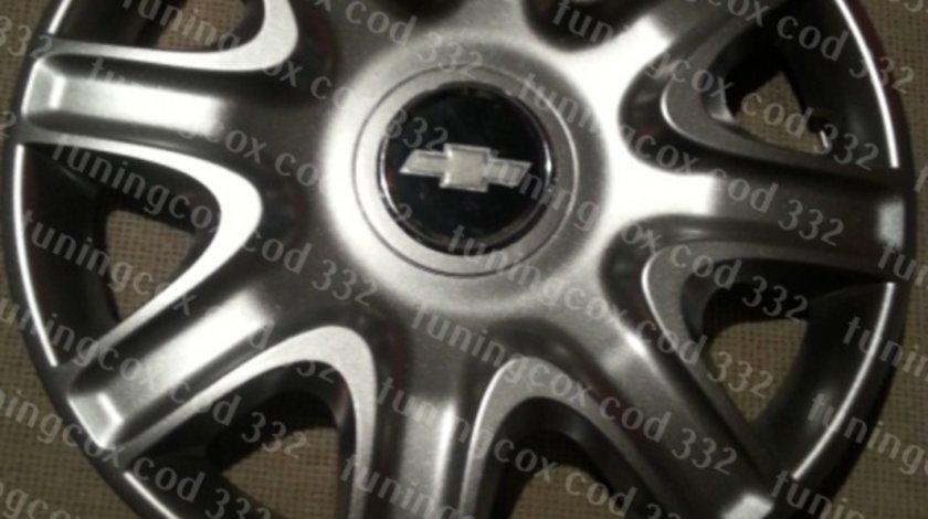 Capace Chevrolet r15 la set de 4 bucati cod 332