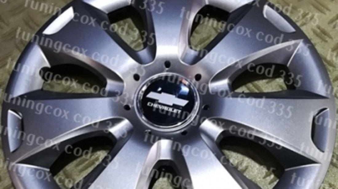 Capace Chevrolet r15 la set de 4 bucati cod 335