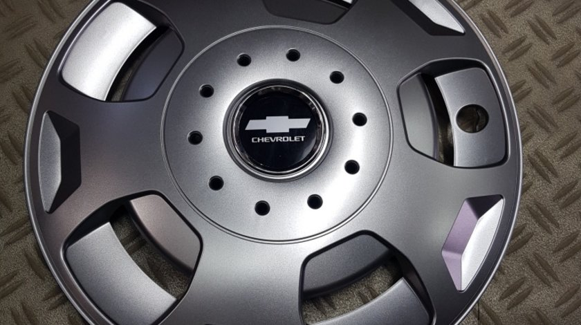 Capace Chevrolet r16 la set de 4 bucati cod 404