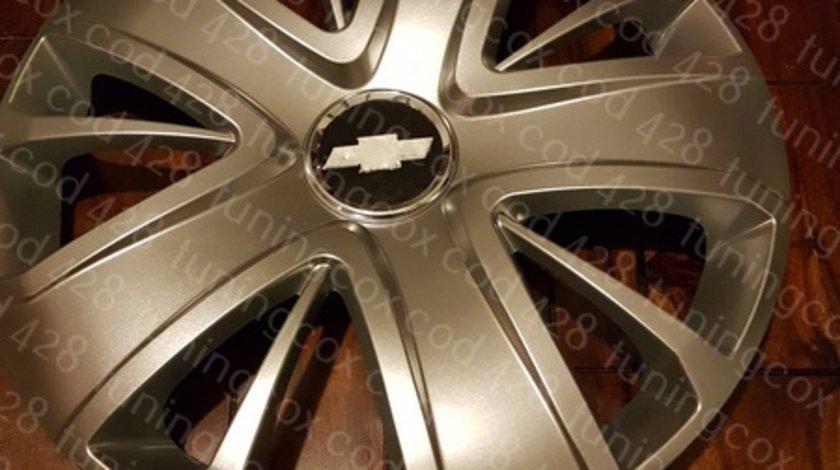 Capace Chevrolet r16 la set de 4 bucati cod 428
