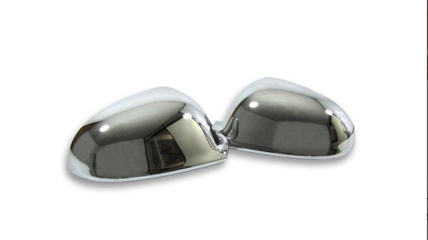 CAPACE CROMATE OGLINZI VW GOLF 5
