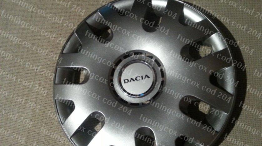 Capace Dacia r14 la set de 4 bucati cod 204