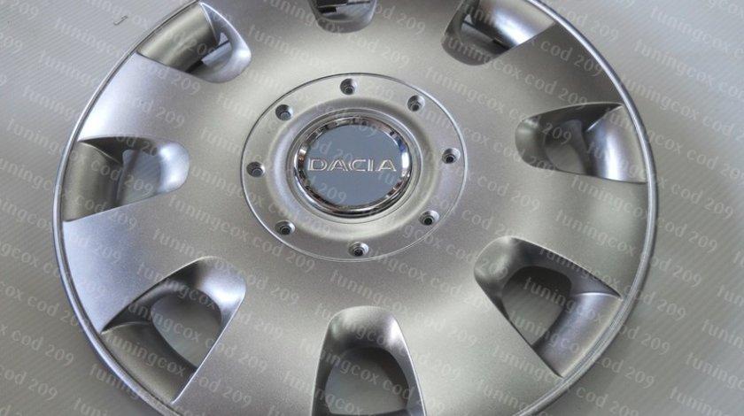 Capace Dacia r14 la set de 4 bucati cod 209