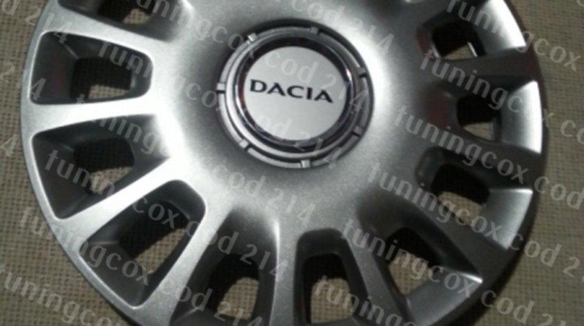 Capace Dacia r14 la set de 4 bucati cod 214