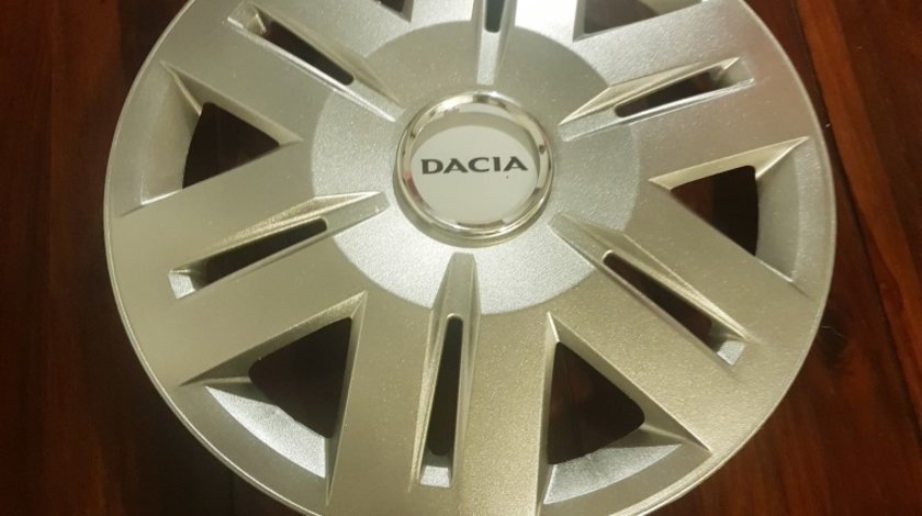 Capace Dacia r15 la set de 4 bucati cod 14