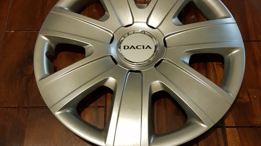 Capace Dacia r15 la set de 4 bucati cod 325