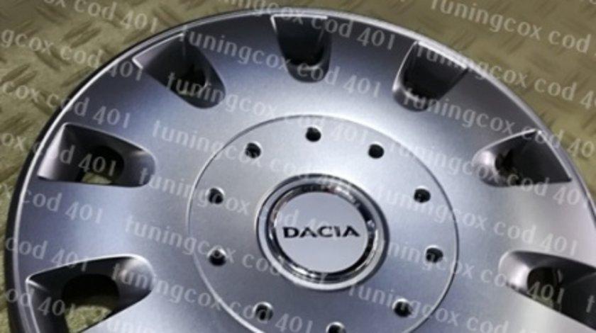 Capace Dacia r16 la set de 4 bucati cod 401