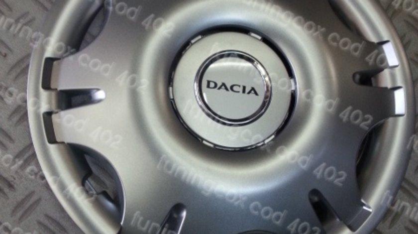 Capace Dacia r16 la set de 4 bucati cod 402