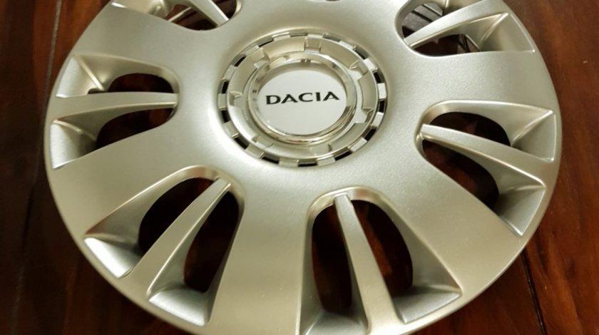 Capace Dacia r16 la set de 4 bucati cod 407