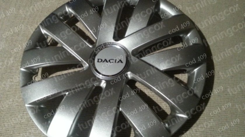Capace Dacia r16 la set de 4 bucati cod 409