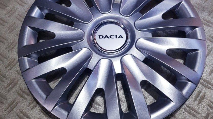 Capace Dacia r16 la set de 4 bucati cod 412