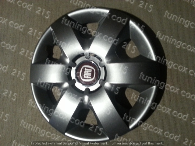 Capace Fiat r14 la set de 4 bucati cod 215