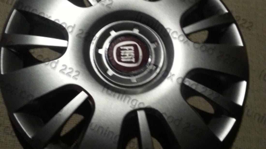 Capace Fiat r14 la set de 4 bucati cod 222