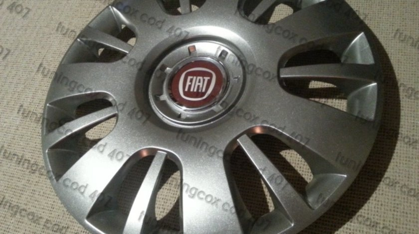 Capace Fiat r16 la set de 4 bucati cod 407