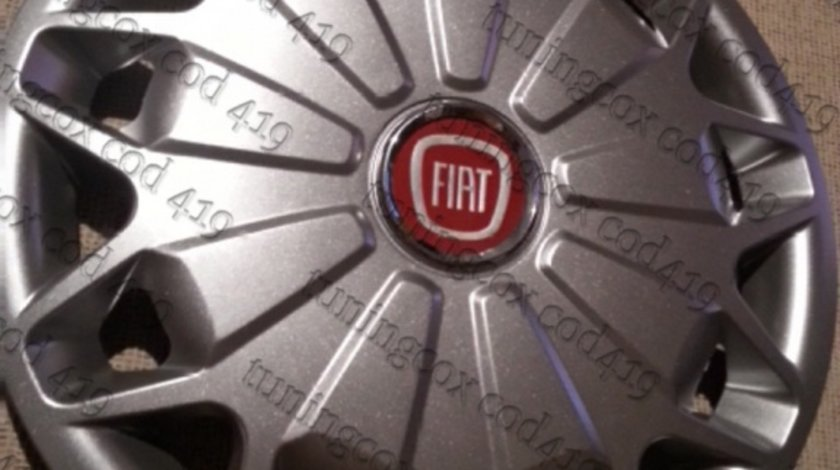 Capace Fiat r16 la set de 4 bucati cod 419