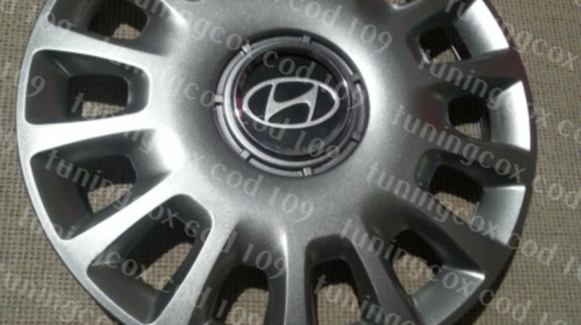 Capace Hyundai r13 la set de 4 bucati cod 109