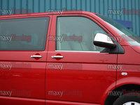 Capace inox pentru oglinda VW Transporter 2010-prezent