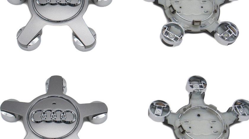 Capace jante aliaj Audi A3, A4, A5, A6, A7, 135 mm