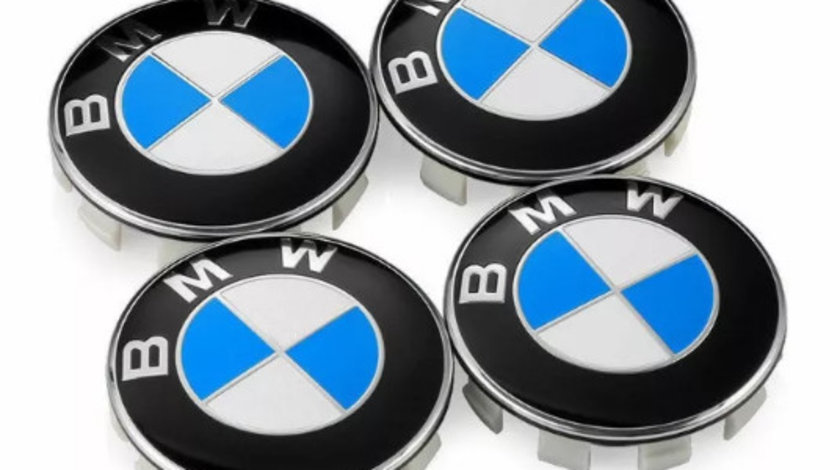 Capace jante aliaj BMW 68 mm / E46 E39 E38 E90 E60 E36 F30 F30 F10