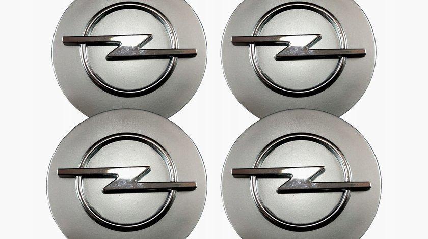 Capace jante aliaj Opel Astra Vectra Corsa Insignia Mokka Zafira Tigra 64mm
