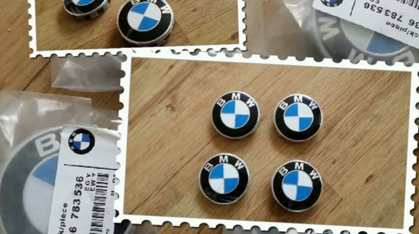 Capace jante originale BMW 68 mm