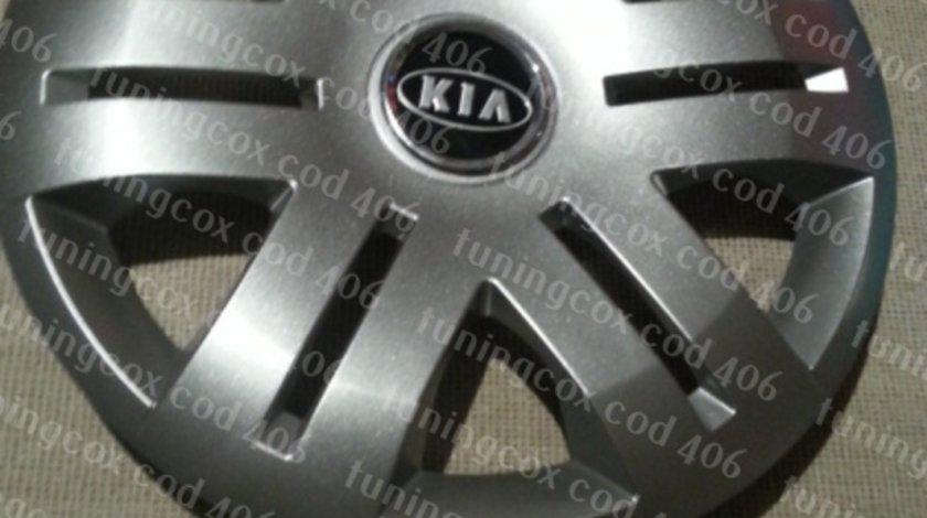 Capace Kia r16 la set de 4 bucati cod 406