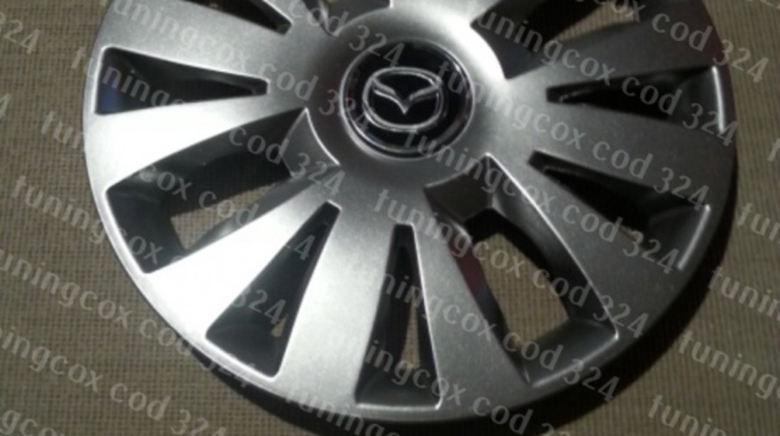 Capace Mazda r15 la set de 4 bucati cod 324