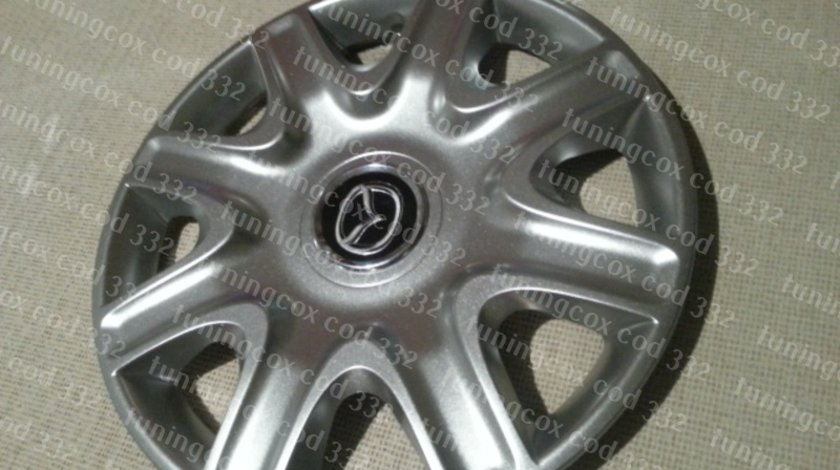Capace Mazda r15 la set de 4 bucati cod 332