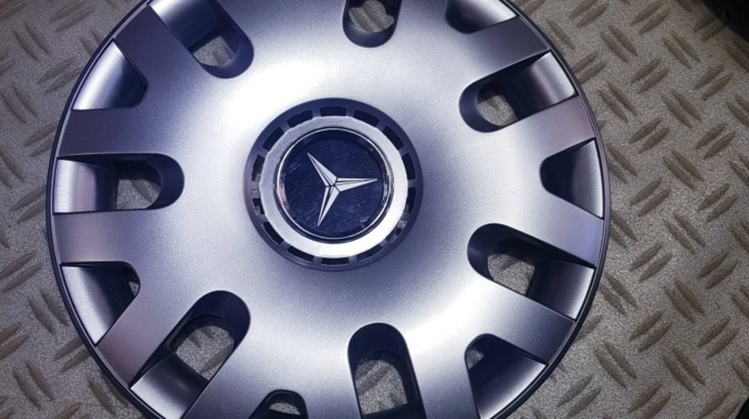 Capace Mercedes r14 la set de 4 bucati cod 204
