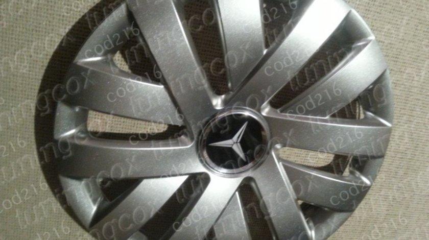 Capace Mercedes r14 la set de 4 bucati cod 216