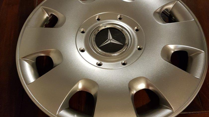 Capace Mercedes r15 la set de 4 bucati cod 304