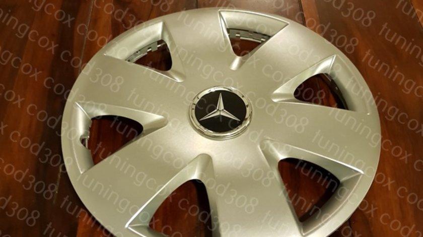 Capace Mercedes r15 la set de 4 bucati cod 308