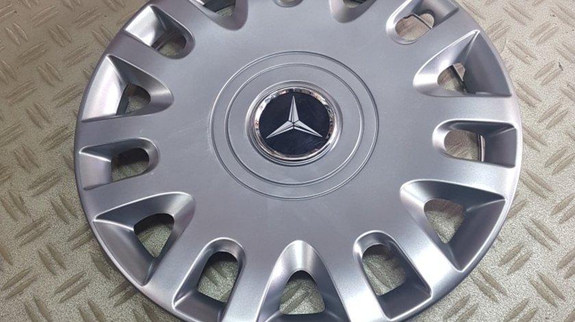 Capace Mercedes r15 la set de 4 bucati cod 333