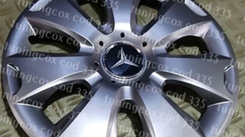 Capace Mercedes r15 la set de 4 bucati cod 335