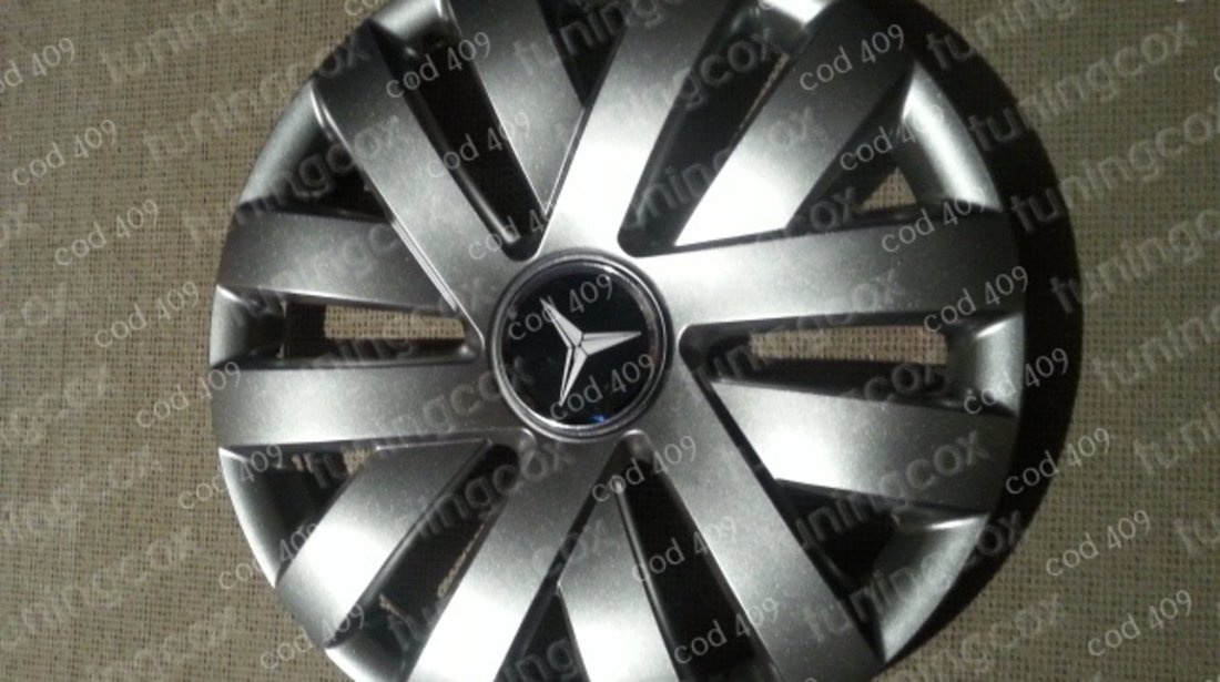 Capace Mercedes r16 la set de 4 bucati cod 409