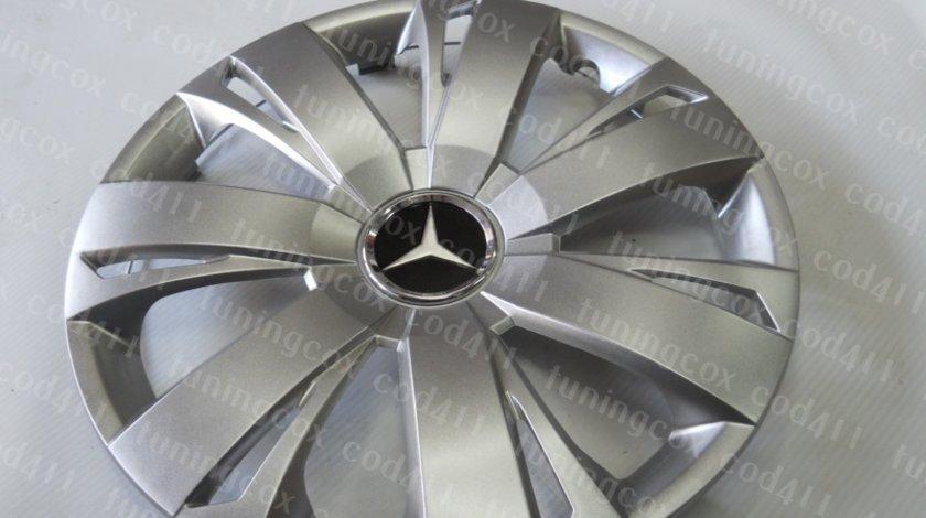 Capace Mercedes r16 la set de 4 bucati cod 411